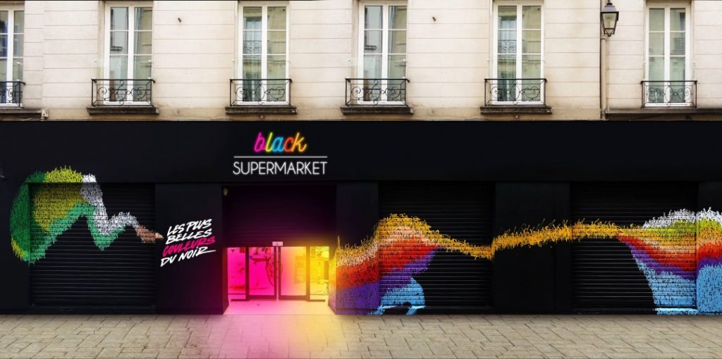 Black Supermarket - Inauguration